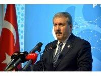 """BBP Genel Başkanı Destici: """"Türkiye her türlü bedeli ödemeyi göze alarak gereğini yapmalıdır"""""""