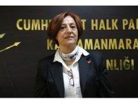 Kahramanmaraş'ta CHP'nin ilk kadın başkan adayı