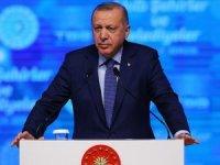 Cumhurbaşkanı Erdoğan: İnsanı öncelemeyen bir şehrin aklı da olmaz