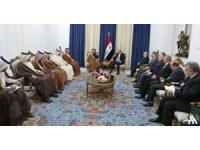 """Irak: """"Topraklarımızı komşu ülkelere saldırma amacıyla kullandırmayacağız"""""""