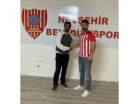 Sinan Uzun artık gollerini Nevşehir Belediyespor için atacak
