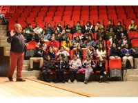 Öğrencilere sınav motivasyonu eğitimi verildi