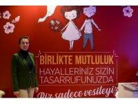 Birevim'den yeni evlenecek çiftlere 'Birlikte Mutluluk' projesi