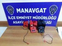 Kafenin bahşiş kutusu ile şarj cihazlarını çalan çocuk tutuklandı