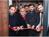 Milletvekili Gazel ve Başkan Işık, GM Ajansı'nda açılış törenine katıldı