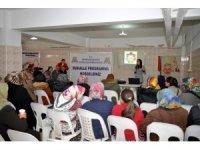 Isparta Belediyesi sağlığa yönelik eğitim seminerlerini mahallelere taşıdı