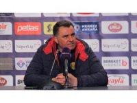 "Mustafa Kaplan: ""15 puan yaparak rakibimizle puan puana olmak istiyorduk"""