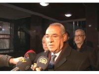 """DSP Genel Başkanı Aksakal: """"Türk Milleti'nin başı sağ olsun"""""""