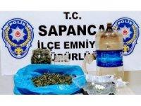 Sapanca'da uyuşturucu operasyonu: 2 tutuklama