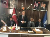 Ak Parti Kars Milletvekilleri Kağızman'da