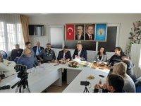 """Kuşadası  AK Parti İlçe Başkanı Gökçe; """"Belediye yönetimini kutluyorum"""""""