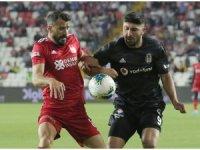Sivasspor'un 3 büyüklere karşı 82. sınavı