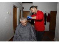 Yaşlılar Büyükşehir ile yalnız değiller