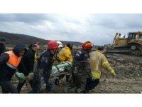 Arnavutköy'de çamura batan şahsın hırsızlık şüphelisi olduğu ortaya çıktı