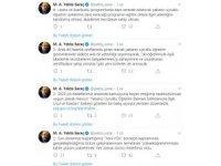 """YÖK Başkanı Saraç: """"Yabancı uyruklu öğretim elemanı istihdamıyla ilgili usul ve esasları, kaliteyi gözeten bir bakış açısıyla yeniden düzenledik"""""""