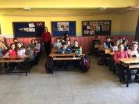 Odunpazarı'ndan çocuklara çevre eğitimi