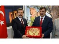 """AK Parti Genel Başkan Yardımcısı Yılmaz: """"Doğu Akdeniz'de oyunları bozduk"""""""