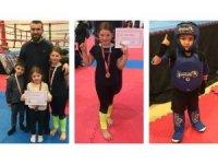 Ahıska Türkü çocukların Muay-Thai başarısı
