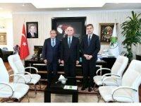 AK Parti Yerel Yönetimler Başkan Yardımcısı Yılmaz: