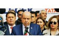"""KKTC Başbakanı Tatar: """"Cumhurbaşkanlığına aday oldum kazanacağıma inanıyorum"""""""