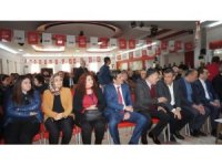 Sarıgöl CHP'de yeni başkan Eryılmaz oldu