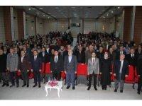 """Erzincan'da """"Bürokrat Kürsüsü Şiir Şöleni"""" programı düzenlendi"""