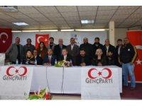 Genç Parti Hakkari il kongresi yapıldı