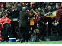 Galatasaray ligin ikinci yarısına galibiyetle başladı
