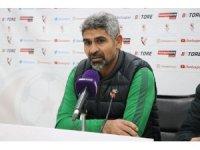 Boluspor - Osmanlıspor maçının ardından
