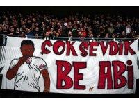Süper Lig: Beşiktaş: 1 - D.G.Sivasspor: 2 (İlk yarı)