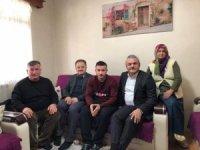 AK Parti Karabük teşkilatı ziyaretlerine devam ediyor