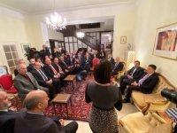 Bakan Pakdemirli, Türk iş adamlarıyla bir araya geldi