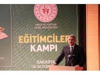 Sakarya'da 'Eğitimciler Kampı' başladı