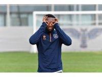 Başakşehir Kırklarelispor maçı hazırlıklarını tamamladı