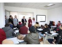 Melikgazi Belediyesi E-KPSS kursu başladı