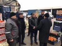 """Milletvekili Fendoğlu'ndan """"hal"""" çağrısı"""