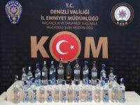 Denizli merkezli 7 ilde 'kaçak içki' operasyonu: 27 gözaltı