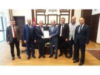 ETÜ ile Erzurum Gençlik ve Spor İl Müdürlüğü arasında iş birliği protokolü imzalandı