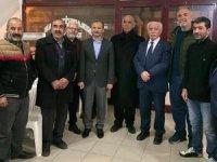 Başkan Kılınç, mahalle sakinleriyle bir araya geldi