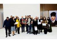 Kutadgu Bilig okumalarına katılanlara katılım belgeleri verildi
