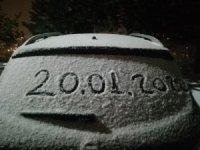 Kayseri'ye beklenen kar yağdı
