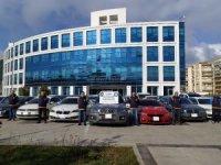 Araçların şasi ve motor numaralarını değiştiren şebeke üyesi 16 kişi tutuklandı