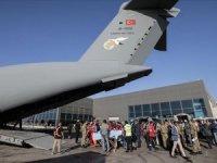 Somali'deki bombalı saldırıda yaralananlar Türkiye'ye getiriliyor