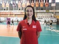 """Hande Baladın: """"Olimpiyata katılan takımları korkuttuğumuzu düşünüyorum"""""""