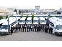 Mercedes-Benz Türkiye'deki 35 bininci Sprinter'ını üretti
