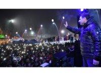 Başkan Kocaman, Kartepe festivalinden memnun