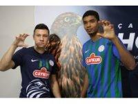 Çaykur Rizespor Ivanildo Fernandes ve Andrii Boriachuk ile sözleşme imzaladı