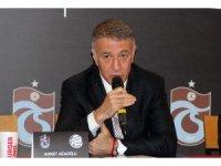 """Ahmet Ağaoğlu: """"Limitlere son şeklini veren kulüpler, şimdi bu durumdan şikayet ediyor"""""""