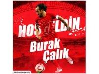 Samsunspor'a Süper Lig'den bir takviye daha