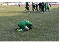 Ziraat Türkiye Kupası: GMG Kırklarerlispor: 0 - M. Başakşehir: 0 (Maç sonucu)